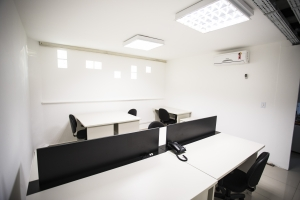 Sala Privativa CWBe Coworking